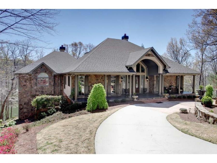 1180 Ridley Road, one of homes for sale in Dahlonega