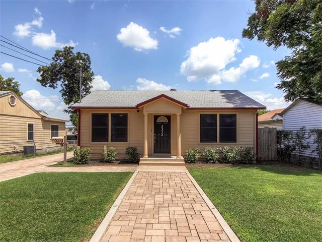 One of Austin Central 3 Bedroom Single Story, Homes for Sale