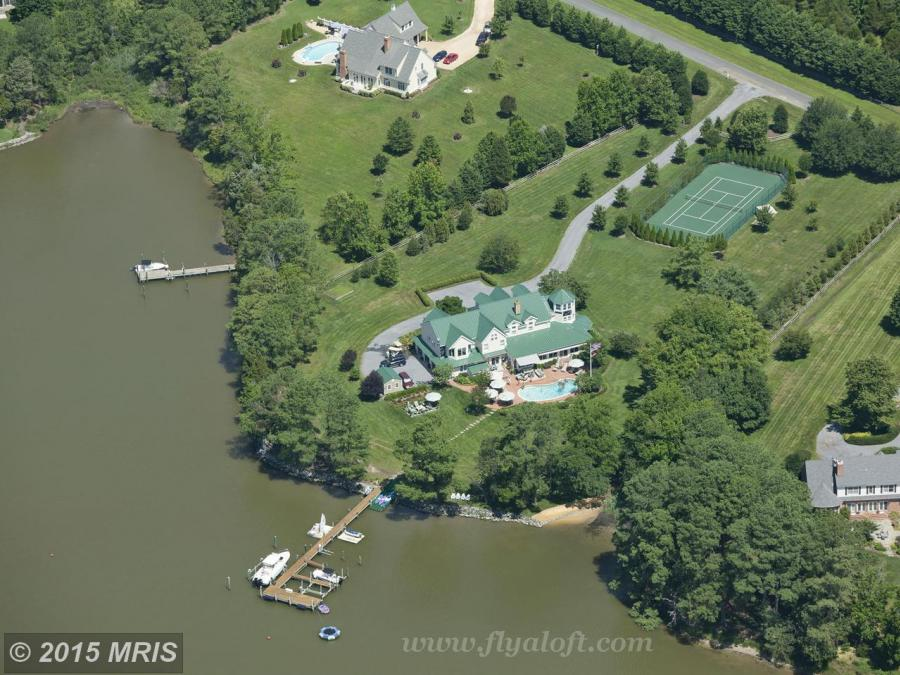 26597 North Point Rd Listing in Talbot County