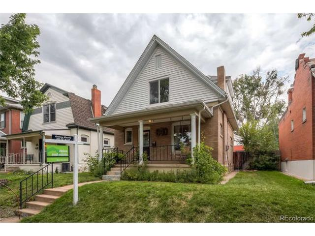 640 South Sherman Street, Washington Park in Denver County, CO 80209 Home for Sale