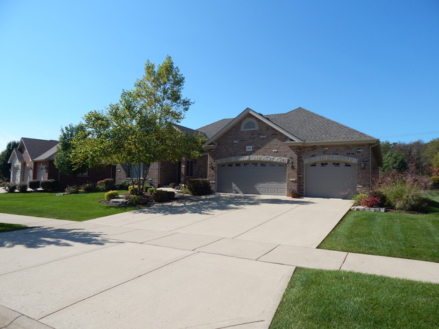 19910 BERKSHIRE Drive, one of homes for sale in Mokena