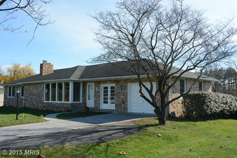 One of Winchester 3 Bedroom Ranch Homes for Sale