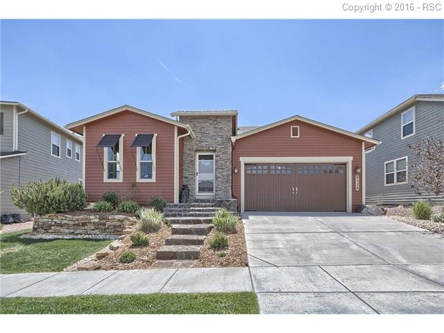 8328 James Creek Drive, Wolf Ranch in El Paso County, CO 80924 Home for Sale