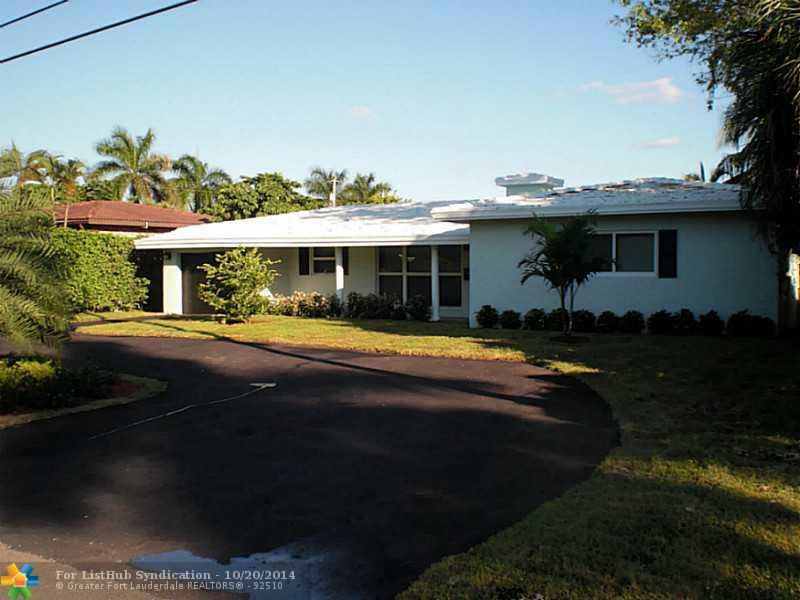 One of Pompano Beach 4 Bedroom Homes for Sale