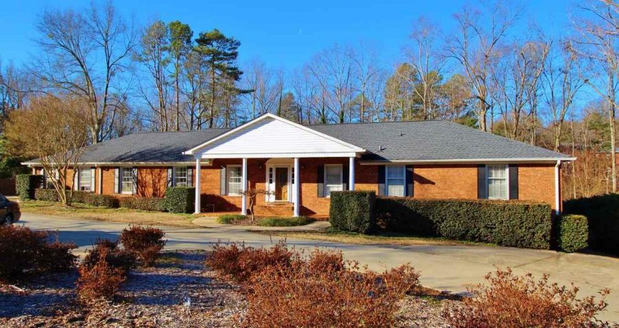 One of Spartanburg 6 Bedroom Gated Homes for Sale