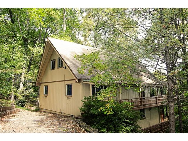 One of Lake Lure 4 Bedroom Loft Homes for Sale